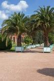 Orangerie garden in Darmstadt Hesse, Germany Royalty Free Stock Photos
