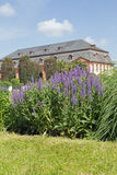 Orangerie garden in Darmstadt Hesse, Germany Royalty Free Stock Image