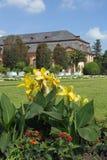 Orangerie garden in Darmstadt Hesse, Germany Royalty Free Stock Images