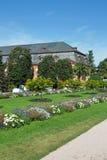 Orangerie garden in Darmstadt Hesse, Germany Stock Photos