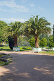 Orangerie garden in Darmstadt Hesse, Germany Stock Photography