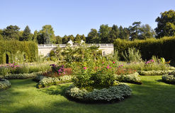 Orangerie garden from Sanssouci in Potsdam,Germany stock photography