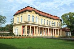 Orangerie in Merseburg Royalty Free Stock Photos