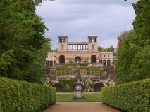 Orangerie in Potsdam Royalty Free Stock Photography