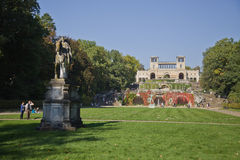 Orangerie in Potsdam Royalty Free Stock Image