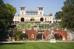 Orangerie in Potsdam Royalty Free Stock Photos