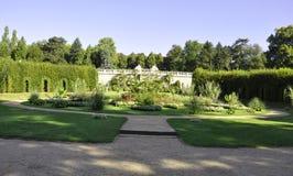 Orangerie trädgård från Sanssouci i Potsdam, Tyskland royaltyfria bilder