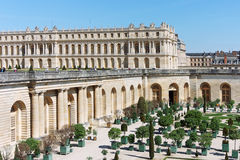 The Orangerie in Versailles palace Stock Photography