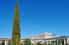 The Orangerie in Versailles palace Royalty Free Stock Photos