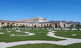 The Orangerie in Versailles palace Stock Images