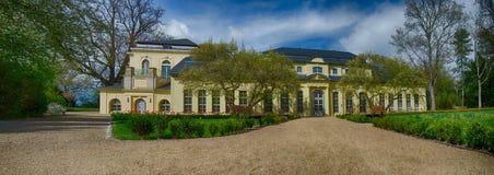 Orangery castle park Altenburg Germany Royalty Free Stock Photo