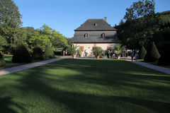 Orangery der Abtei von Eberbach Lizenzfreie Stockfotos
