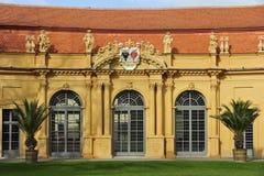 Orangery in Erlangen Stock Image