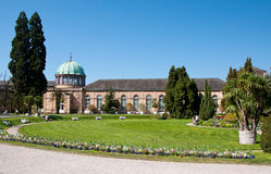 Orangery in Karlsruhe Stock Photos