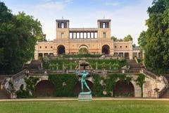 Orangery Palace - Potsdam Royalty Free Stock Image