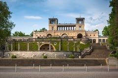 The Orangery Palace in Park Sanssouci, Potsdam, Germany Royalty Free Stock Photo