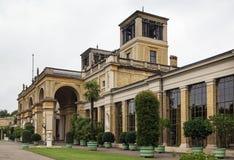 The Orangery Palace, Potsdam, Germany Stock Images