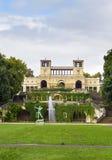 Orangery Palace, Potsdam, Germany Stock Photos