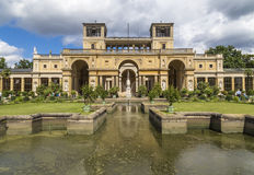 Orangery Palace in Sanssouci Park Royalty Free Stock Image
