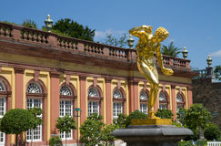 Orangery of Residence Weilburg Royalty Free Stock Image