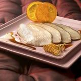 orangesås för nötkött 01 Arkivfoton