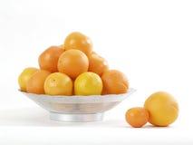 Oranges. Orange fruit, color of oranges Stock Image