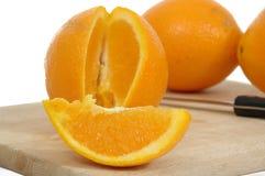 Oranges photographie stock libre de droits