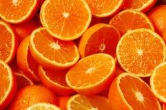 Oranges Photo stock