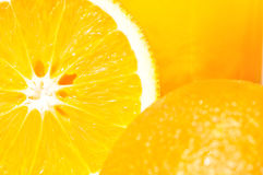 Oranges. Stock Photo