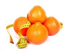 Oranges. Photographie stock