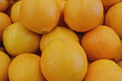 Oranges Photo stock
