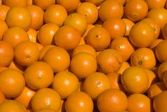 Oranges Photo libre de droits