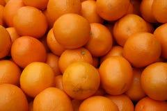 Oranges. Fresh Oranges on market place Stock Photos