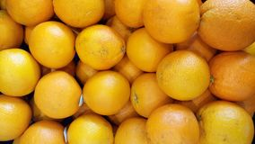 Oranges Photo libre de droits