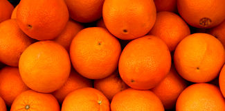 Oranges background Stock Photos