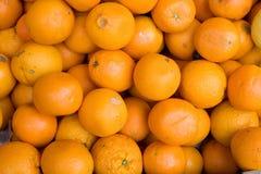 Oranges Background Stock Image