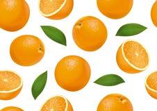 Oranges on background royalty free stock photo