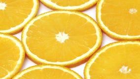 Oranges background stock footage