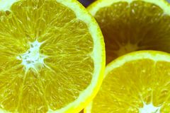 Oranges bio fresh. For drink fresh royalty free stock images