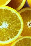 Oranges bio fresh. For drink fresh stock photography