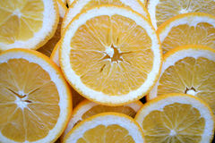 Oranges. Close-up with oranges photo Royalty Free Stock Photography