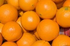 Oranges de la Sicile Image stock