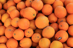 Oranges. The delicious and fresh of oranges Stock Photo