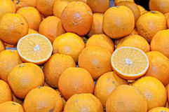 Oranges Stock Photos