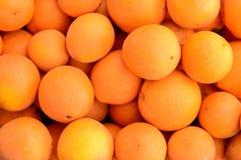 Oranges espagnoles image libre de droits
