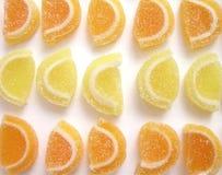 Oranges et citrons Images libres de droits