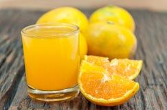 Oranges fraîches Photo stock