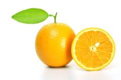 oranges fraîches Image libre de droits