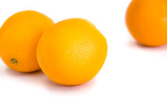Oranges fraîches Photographie stock
