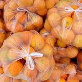 Oranges fruit stall Cyprus Royalty Free Stock Photo